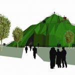 "MVRDV's proposed 2004 Serpentine Gallery Pavilion was ""a heroic failure"""