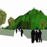 "MVRDV's proposed 2004 Serpentine Gallery Pavilion was ""a heroic failure"""