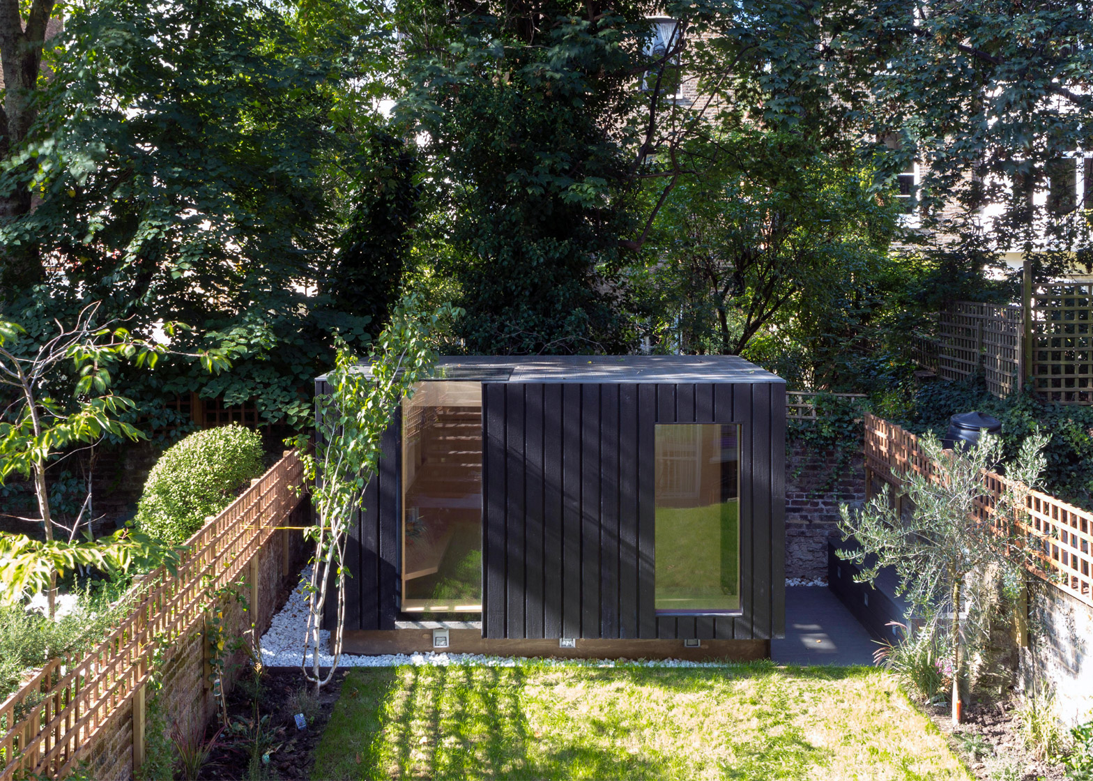 Shadow Shed by Neil Dusheiko Architects