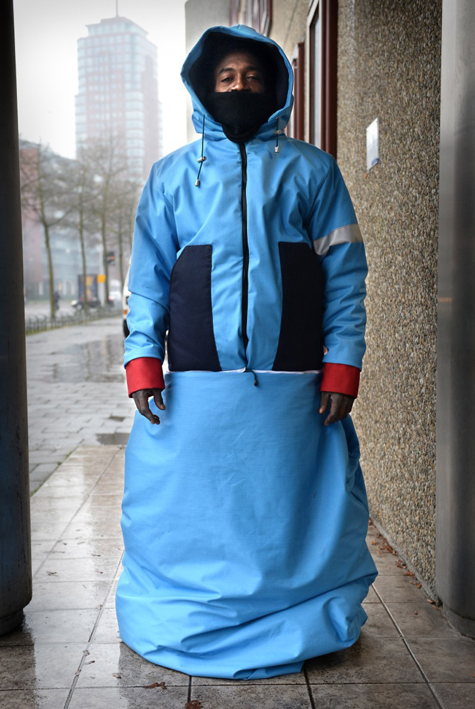Sheltersuit by Bas Timmer