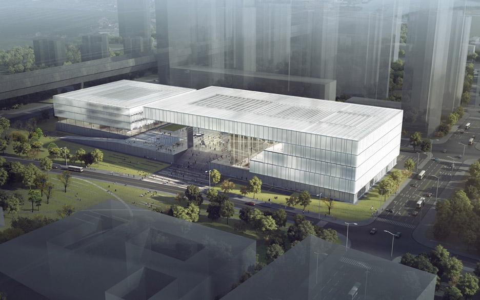 Ksp Jurgen Engel Architekten Wins Competition To Design