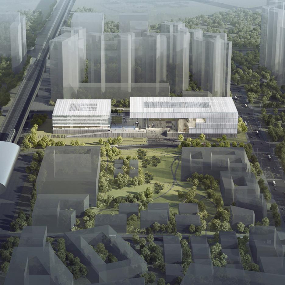 KSP Jürgen Engel Architekten wins competition to design Shenzhen Art Museum and Library