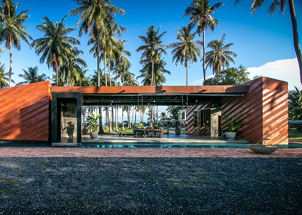 Somjai House by NPDA Studio