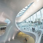 UNStudio's curvaceous new station for Arnhem ready to open tomorrow
