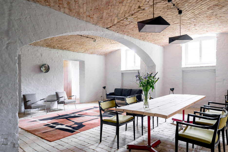 Summer apartment by Loft Szczecin