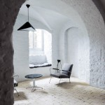Loft Szczecin fills Berlin summer apartment with Polish materials and furniture