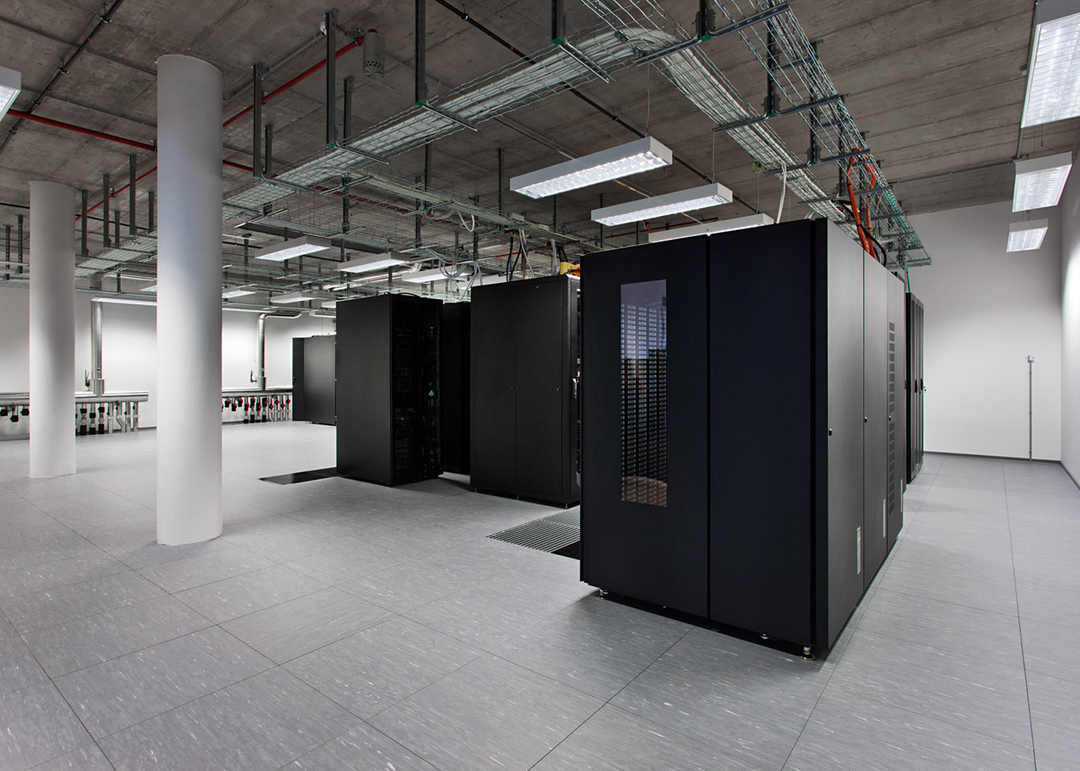 Super Computer Centre by NAPUR