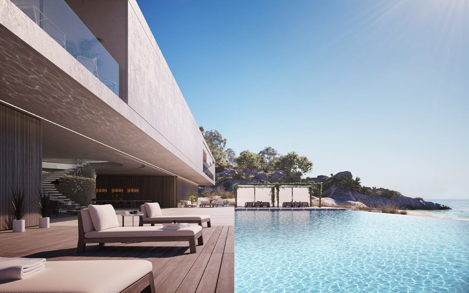 Superhouse brand of luxury houses by Ström Architects
