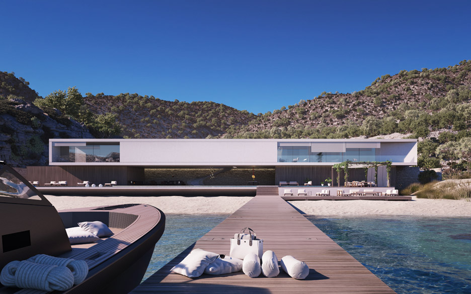 Enjoyable Stroem Applies Superyacht Concept To Housing With Superhouse Largest Home Design Picture Inspirations Pitcheantrous