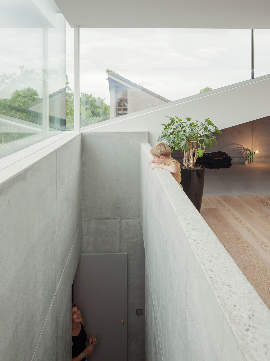 TDH House by ISM Architecten