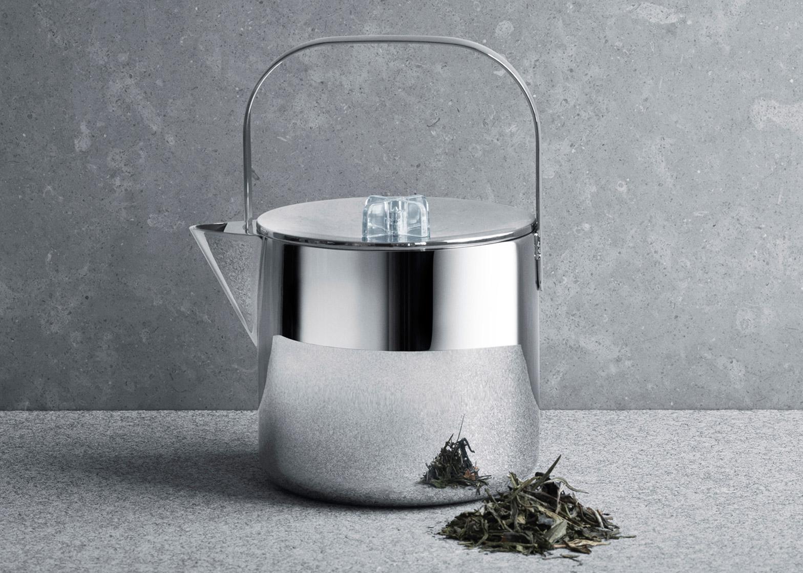 Scholten and Baijings tea set