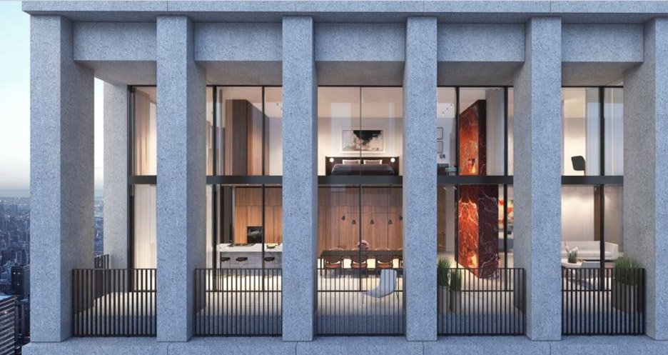 The Bryant by David Chipperfield in New York