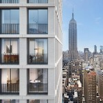 David Chipperfield's first New York residential tower to open in 2017