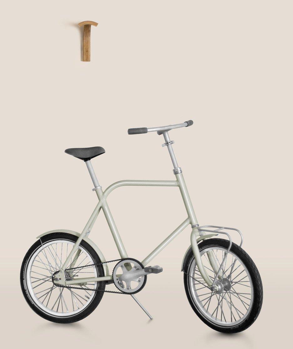 The Corridor bicycle by David Roman Lieshout