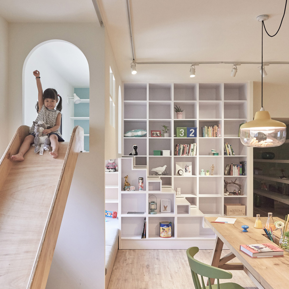 The Family Playground by HAO Design