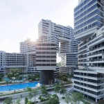 "The Interlace by Ole Scheeren was designed to ""build a sense of community"""