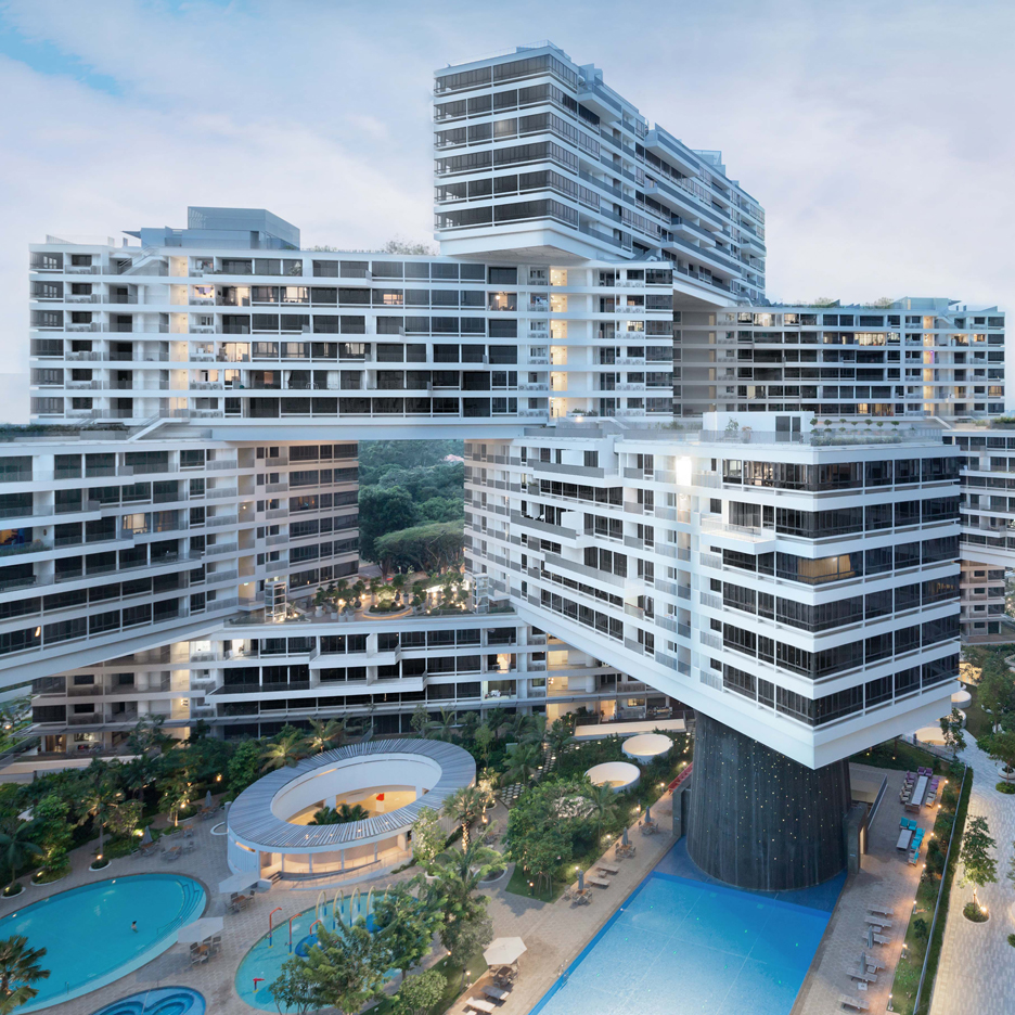 The Interlace by Ole Scheeren