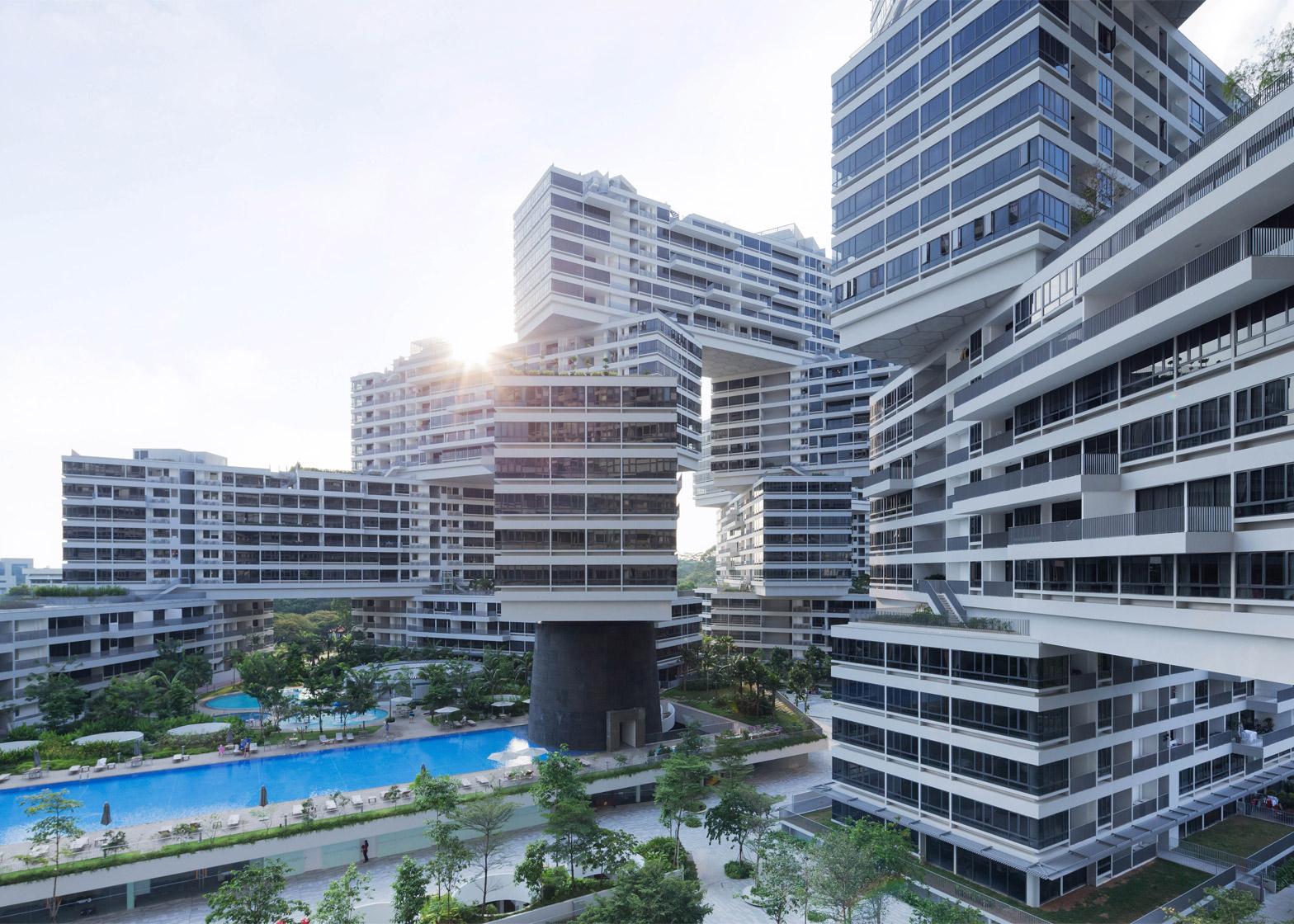 The Interlace, Singapore, by Buro Ole Scheeren