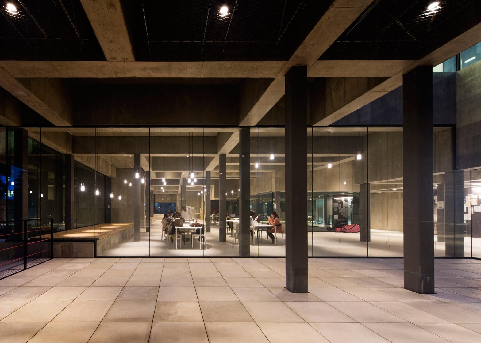 Toho Gakuen School of Music, Tokyo, Japan, by Nikken Sekkei