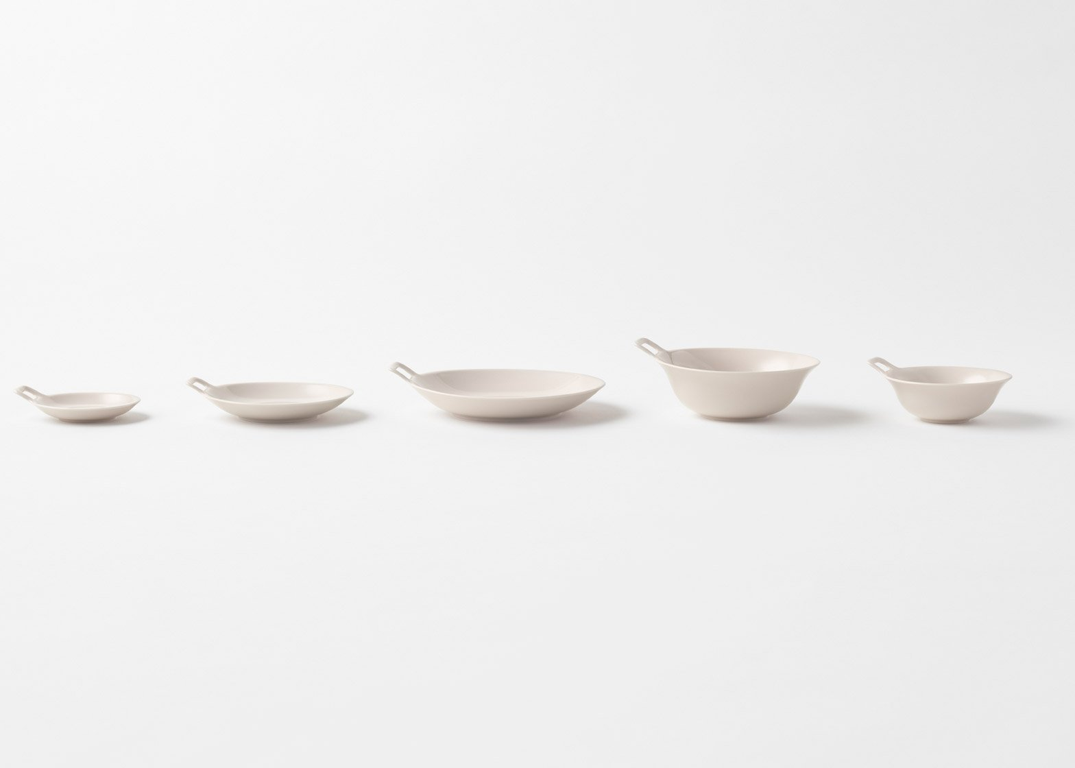 Totte-plate by Nendo