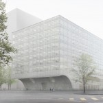 Caruso St John reveals designs for university laboratory in Basel