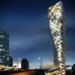 BIG's twisted Vancouver tower named Future Project of the Year 2015