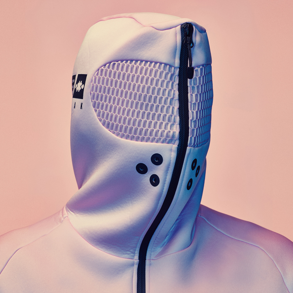 Vollebak sportswear collection includes a ceramic-skinned jacket that protects wearers from falls