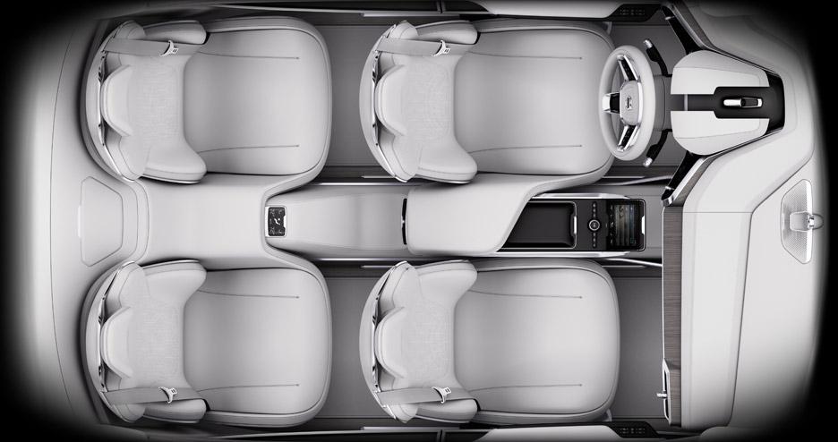Volvo Concept 26 car
