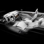 Bored drivers can snooze at the wheel in Volvo's Concept 26 self-driving car