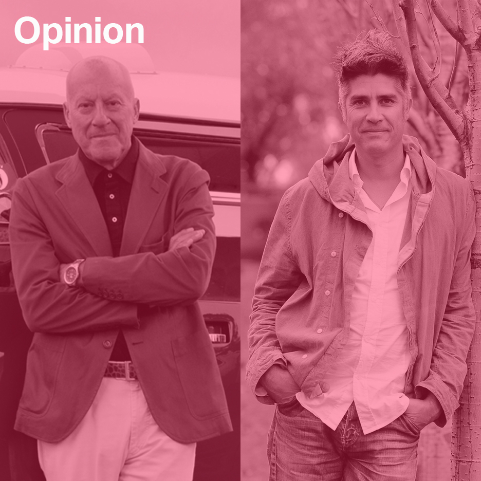 """Foster and Aravena are moving architecture out of the shallows and into deeper water"""