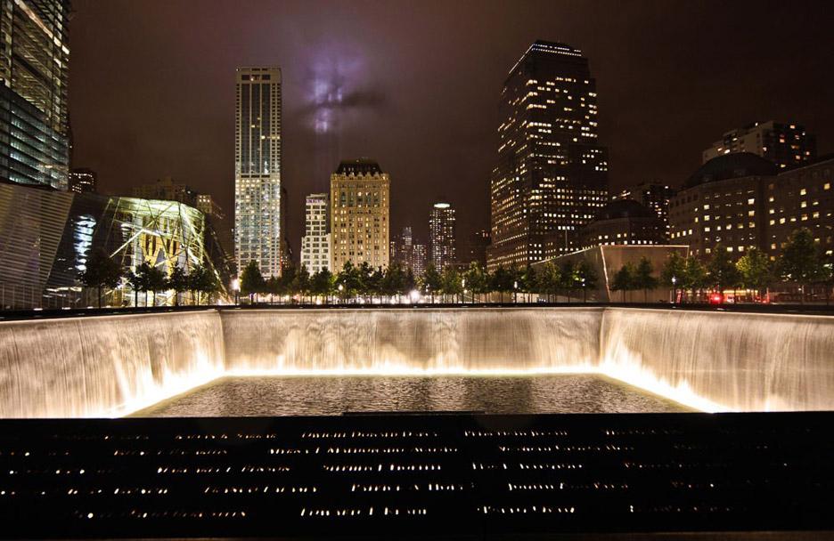 World Trade Center master plan by Daniel Libeskind