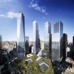 REX Architecture to replace Gehry on World Trade Center performing arts centre job