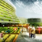 Spark designs model for Asian retirement communities that double as city farms