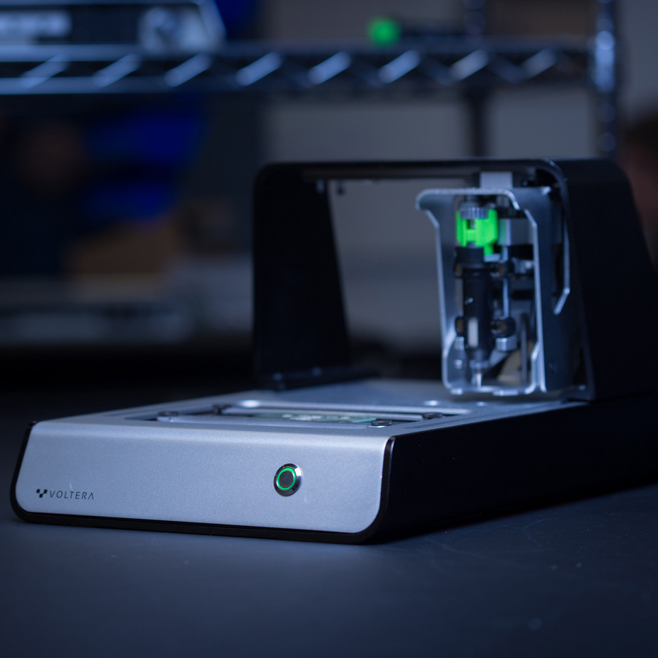 Laptop-sized Voltera V-One circuit board printer wins 2015 Dyson Award