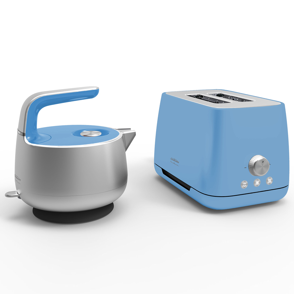 Marc Newson designs matching kettle and toaster for Sunbeam