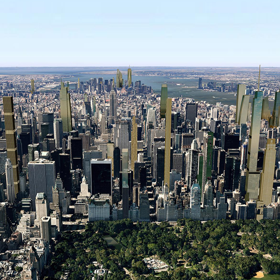 Wave of super-tall towers in Manhattan sparks protests over shadows