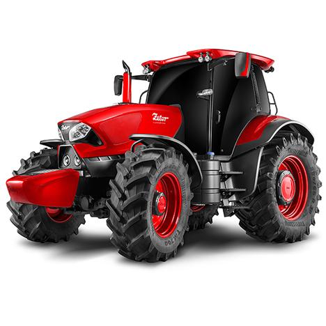 Pininfarina unveils Ferrari-style tractor design for Zetor_784