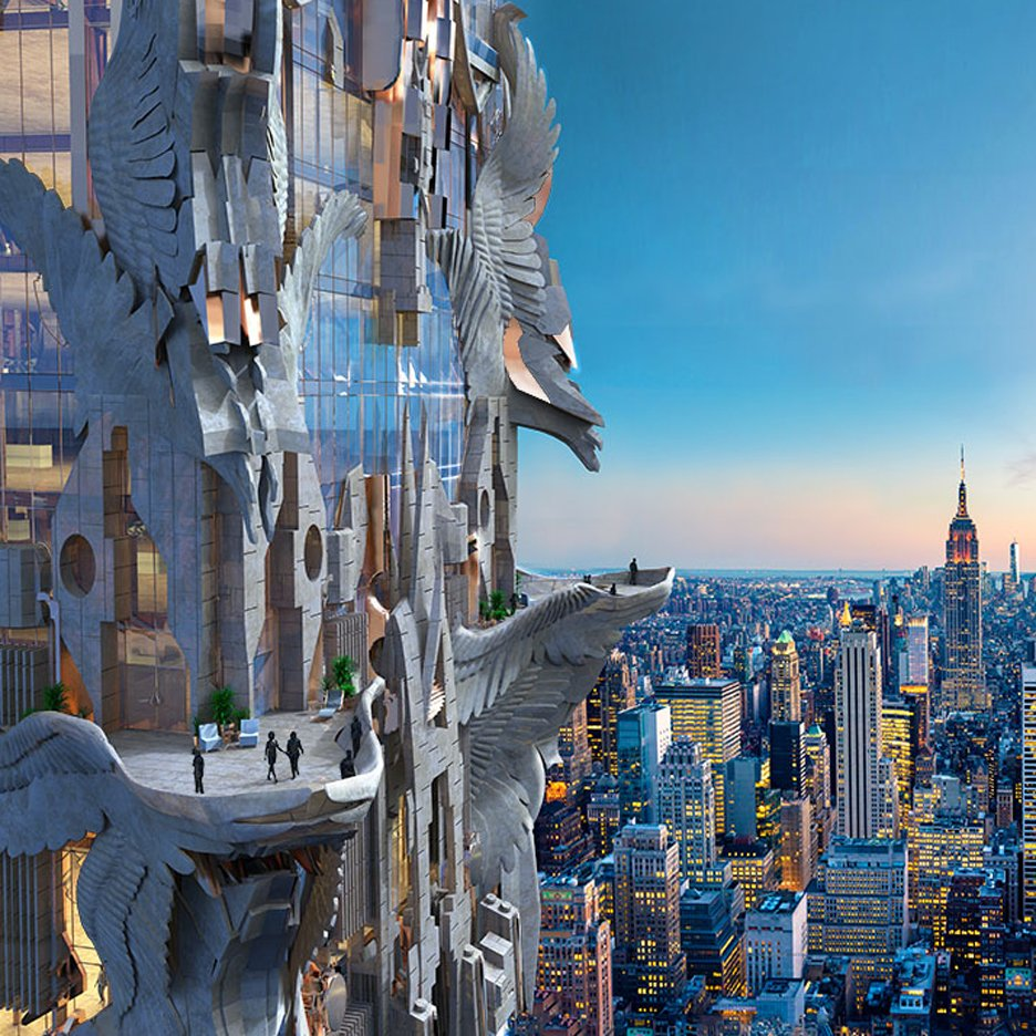 mark foster gage designs elaborate skyscraper for new york