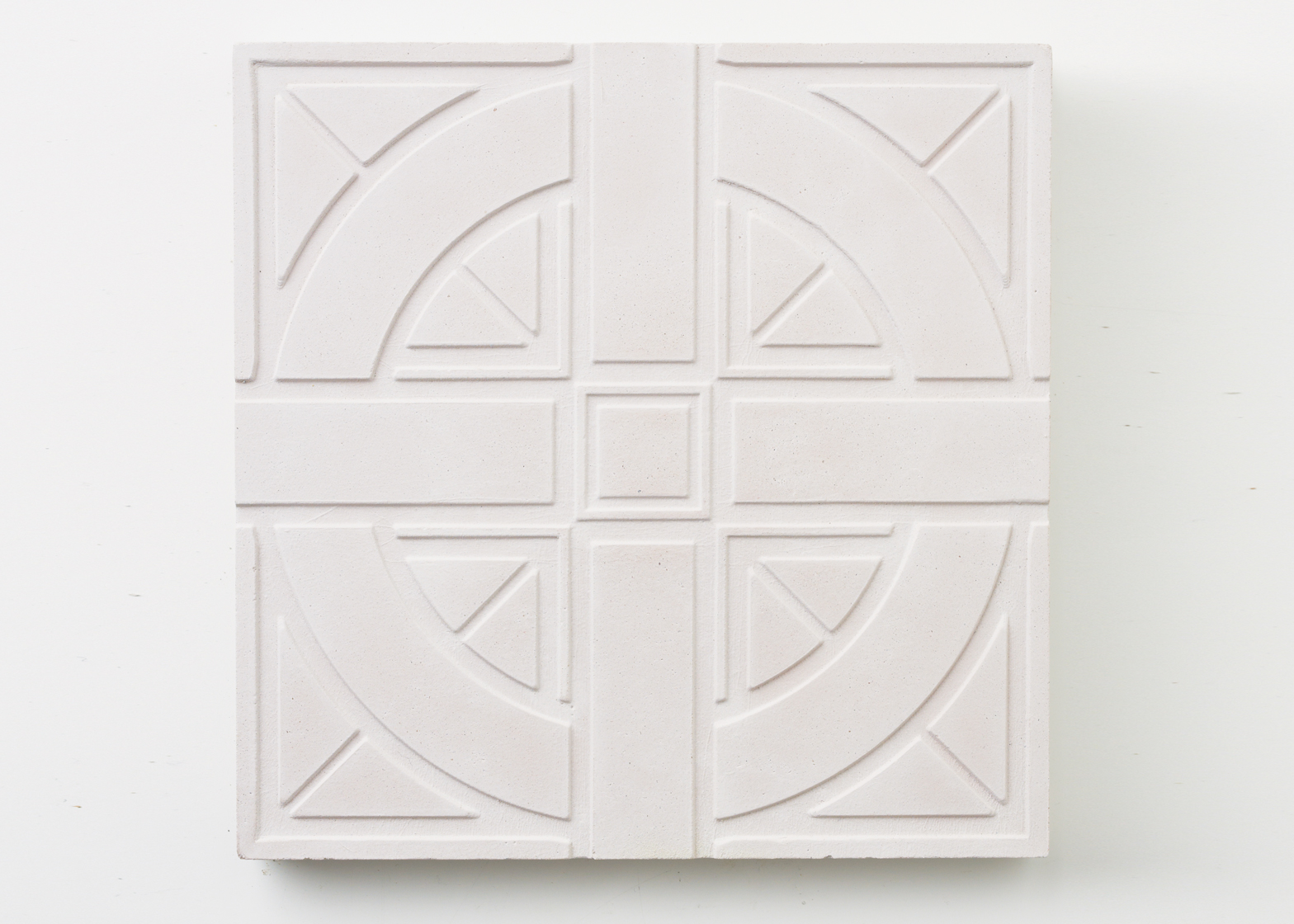 3D embossed tiles by Linsday Lang for TfL