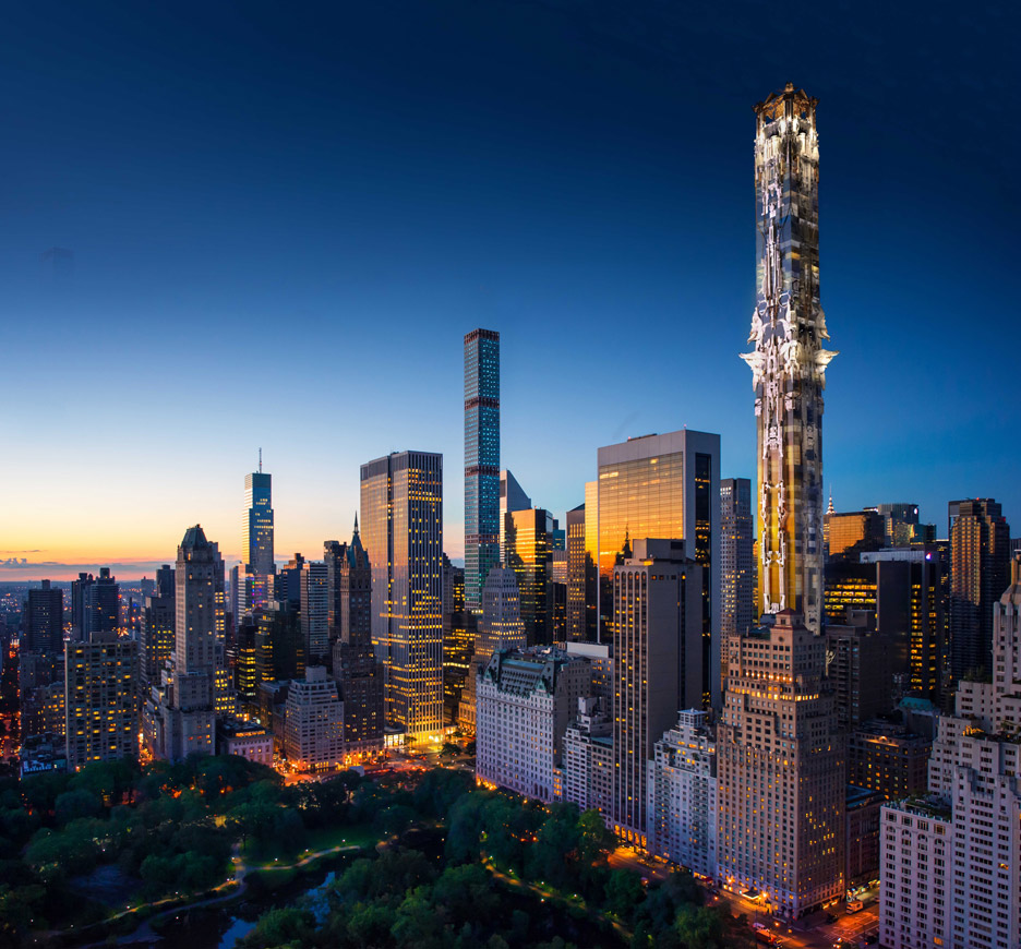 41 West 57th Street by Mark Foster Gage Architects