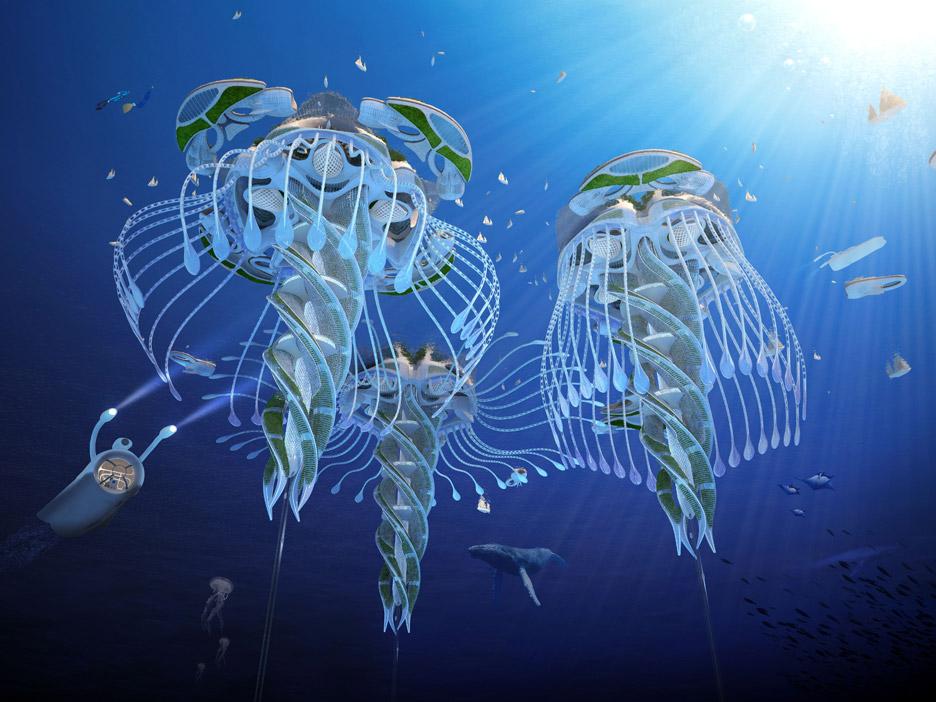 Aequorea-Oceanscraper-3D-printed-from-recycled-ocean-trash_Vincent-Callebaut_dezeen_936_34
