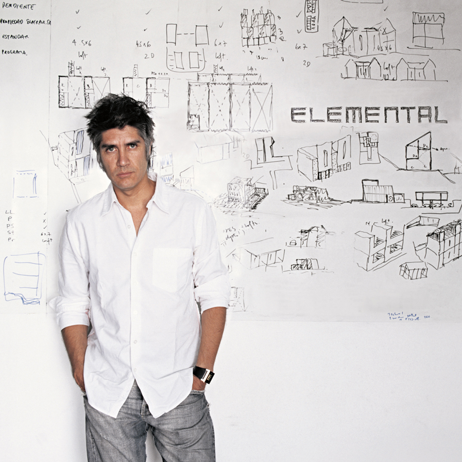 Refugee tents are a waste of money, says Alejandro Aravena