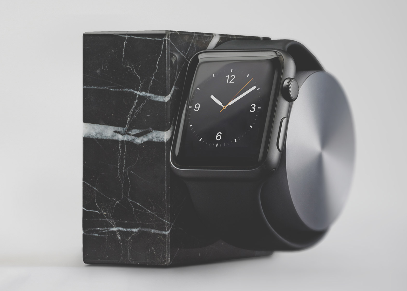 Dock Apple Watch charger by Native Union
