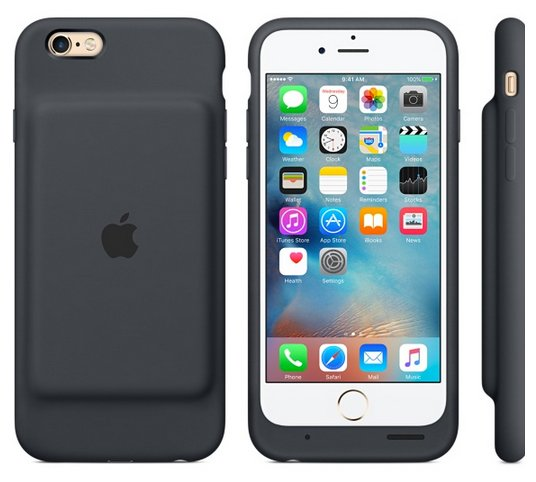 Apple's Smart Battery Case