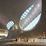 UNStudio's new station for Arnhem photographed by Hufton + Crow