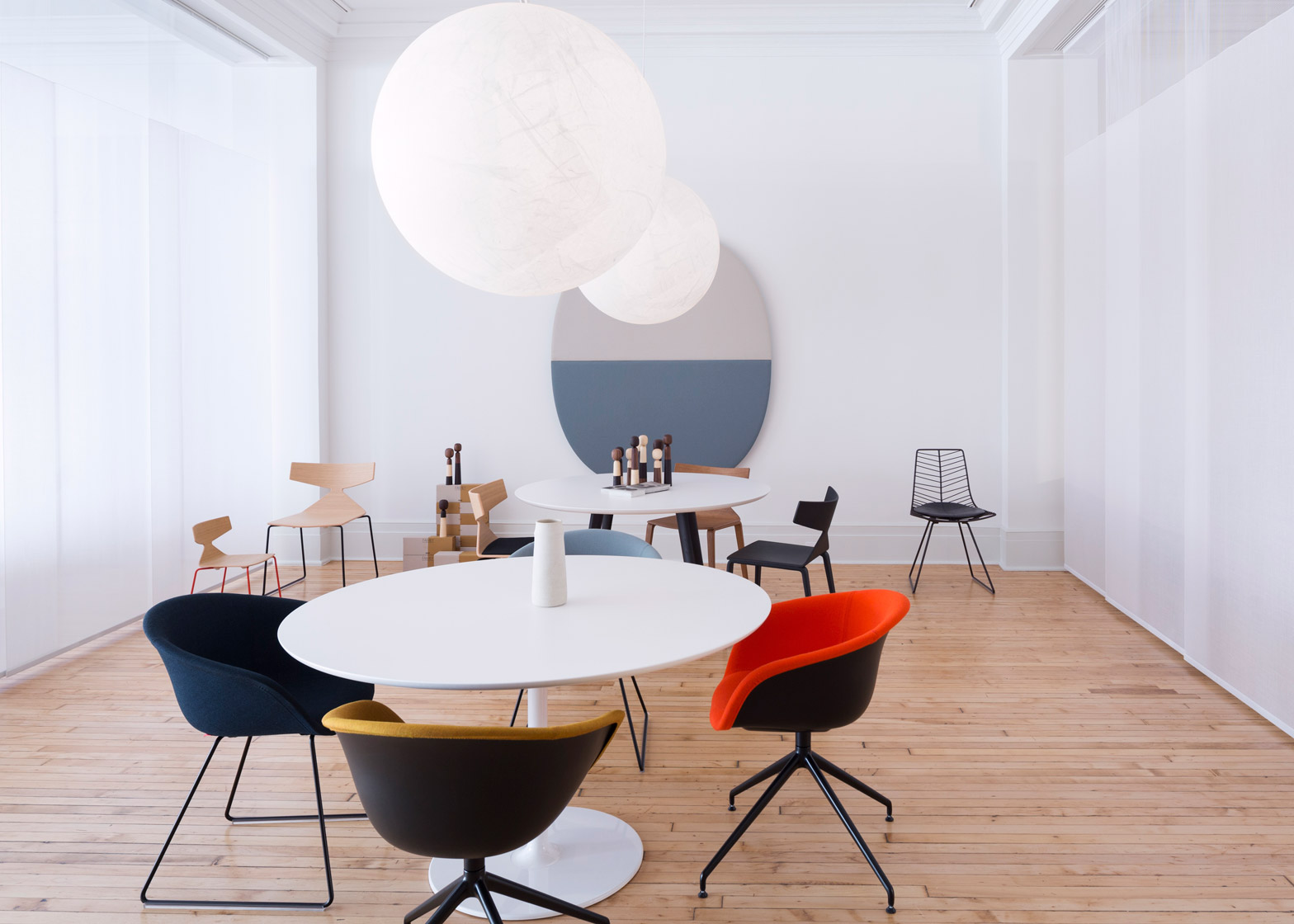 Arper New York showroom