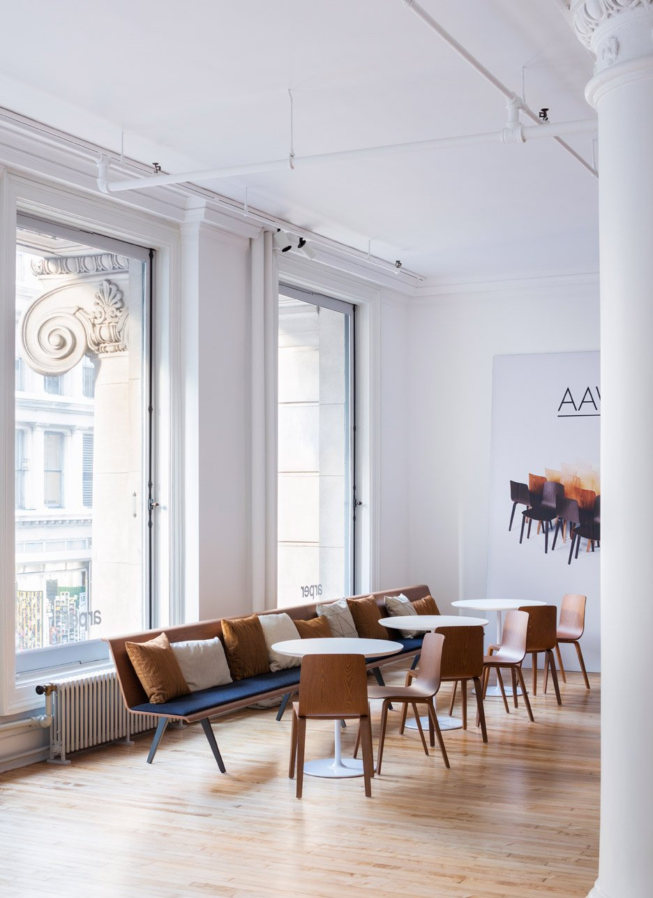 Arper New York Showroom