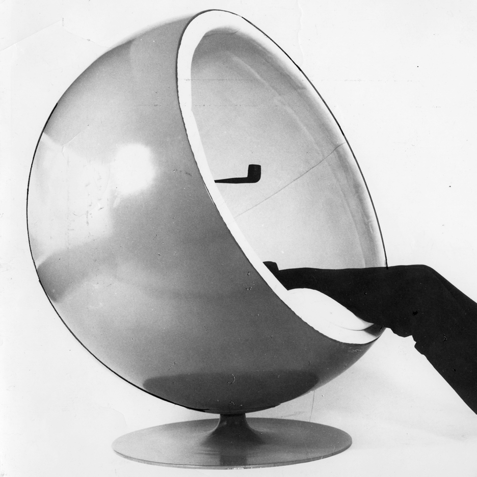 Ball Chair by Eero Aarnio