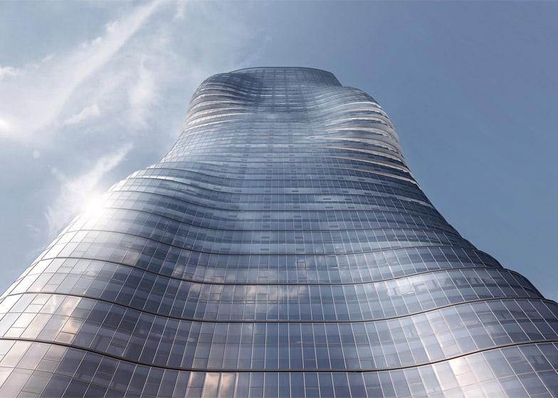 Elenberg Fraser's Beyoncé-inspired skyscraper for Melbourne