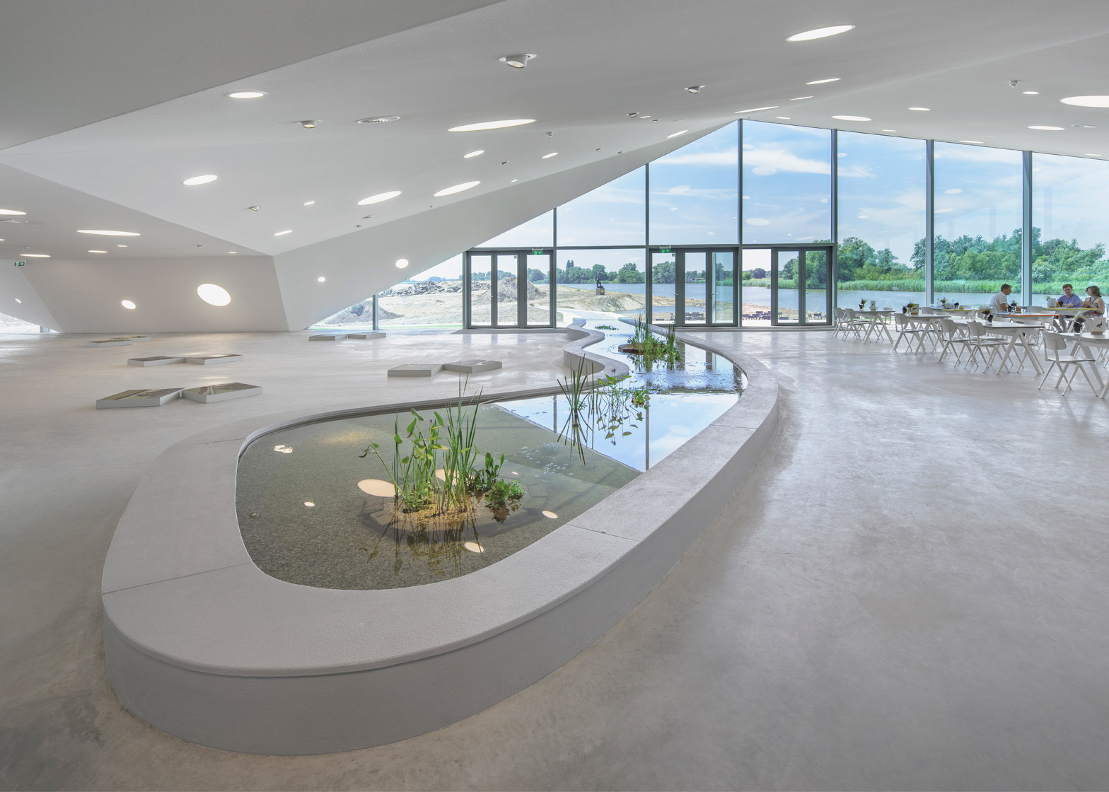Biesbosch Museum Island by Studio Marco Vermeulen